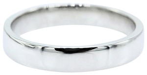 Van Cleef & Arpels Toujours Wedding Band Ring 4mm