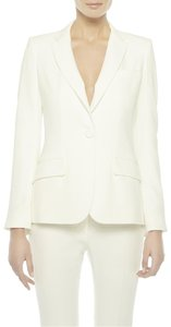 La Perla Luxury Business Office Workwear Ivory Blazer