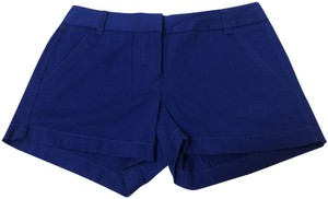 J.Crew Chino Cuffed Shorts Royal Blue