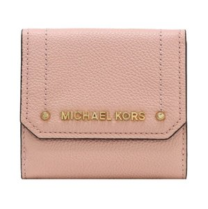 0224a266c352 Michael Kors Michael Kors HAYES MD TRIFOLD COIN PURSE WALLET Jet set travel