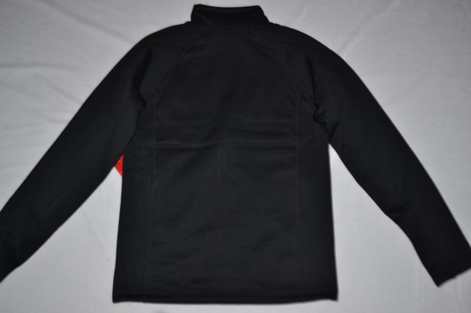 009bfe2cb32b The North Face Black Mens Timber Full Zip Fleece Large Jacket Size ...