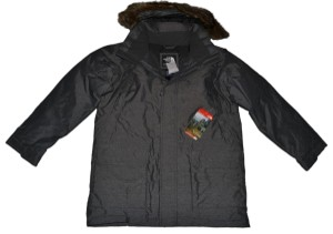 bece6597a3a7 The North Face For He Size S 888656924457 GREY Jacket. The North Face Grey Boys  Mcmurdo Down ...