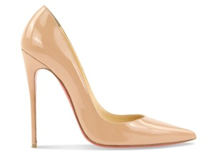 e9833700c6a Christian Louboutin Nude Pumps - Up to 70% off at Tradesy