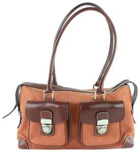Added To Ping Bag Dooney Bourke Sdy Manhattan Boston Doctors Duffle
