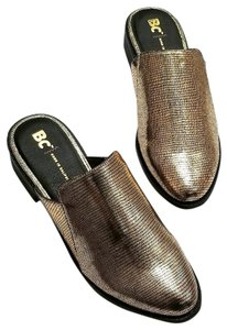 BC Footwear Gold Boots
