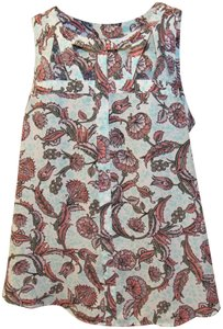 Candie's Top PAISLEY