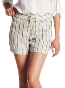 UNIONBAY Zip Fly Drawstring Waist Pockets Front + Back Allover Stripe Goes With Everything Straight Leg Jeans