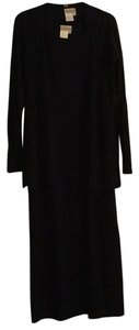 Black Maxi Dress by Coldwater Creek