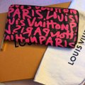 Louis Vuitton Brown & Pink Stephen Sprouse Continental Collector's Piece Wallet Image 2
