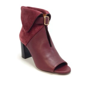 Chloé Sienna Red Boots