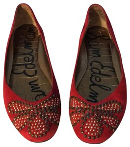 e72390ee120ff2 Women s Red Sam Edelman Shoes - Up to 90% off at Tradesy