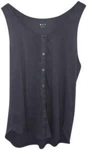Three Dots Top Gray