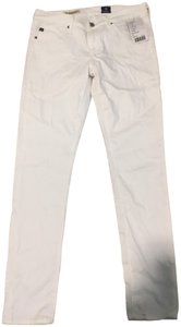 AG Adriano Goldschmied Jeans Jeans Ankle Jeans Skinny Pants White
