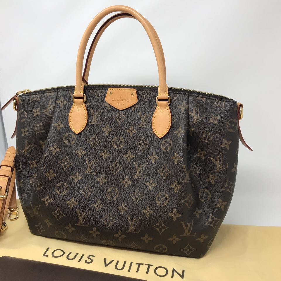 f974c8995ceb Louis Vuitton Turenne Mm Monogram Canvas Satchel - Tradesy
