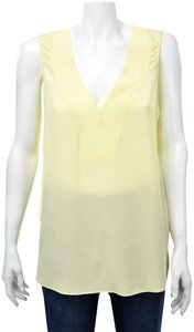 10 Crosby Derek Lam Top Yellow