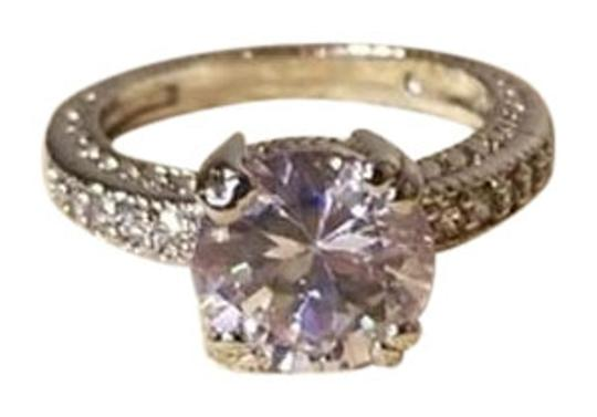Preload https://item3.tradesy.com/images/silver-cubic-zirconia-round-stone-ring-24009132-0-1.jpg?width=440&height=440