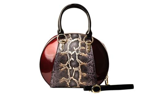 Preload https://img-static.tradesy.com/item/24009158/bravo-handbags-svetlana-version-2-with-python-print-burgundy-enamel-coated-calfskin-leather-satchel-0-0-540-540.jpg