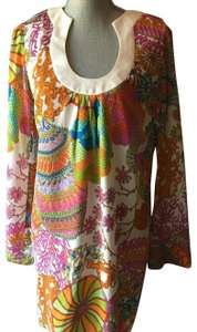 Trina Turk #silkpatterndress #nwtdress #paisleydress Dress