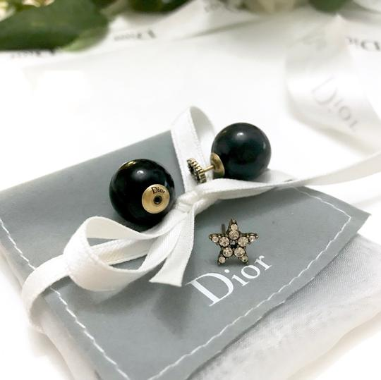 Dior tribale brass metal CD and star