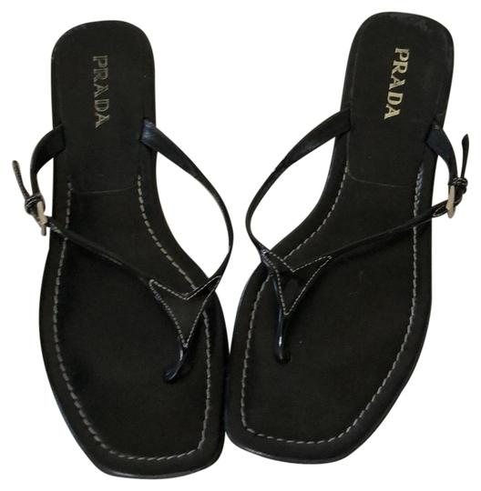 Preload https://img-static.tradesy.com/item/24009216/prada-black-sandals-size-eu-40-approx-us-10-regular-m-b-0-1-540-540.jpg