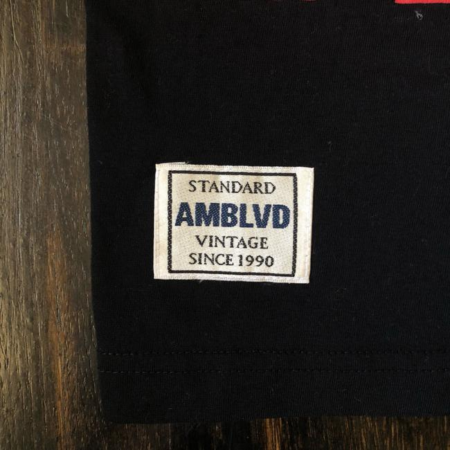 AMBLVD T Shirt Black