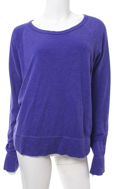 James Perse Supima Cotton Raglan Sweatshirt