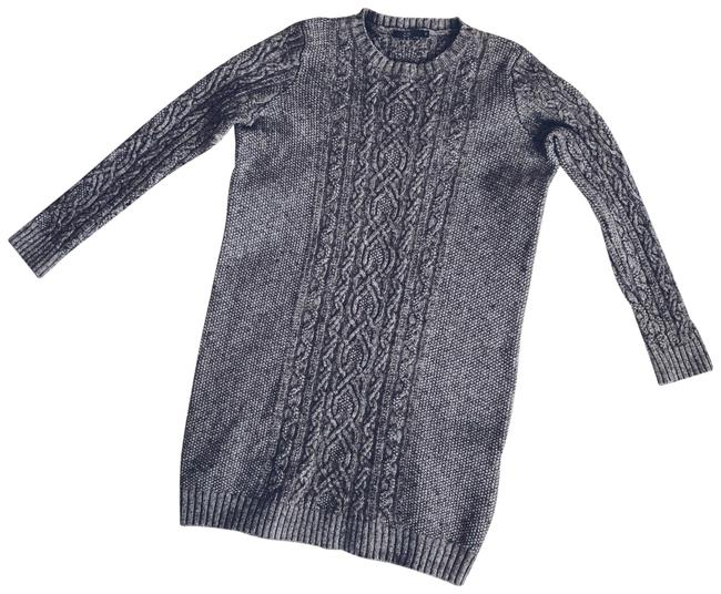 Preload https://img-static.tradesy.com/item/24009230/cos-grey-cable-knit-sweater-short-casual-dress-size-2-xs-0-1-650-650.jpg