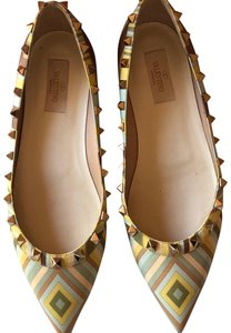 Valentino multi color Flats