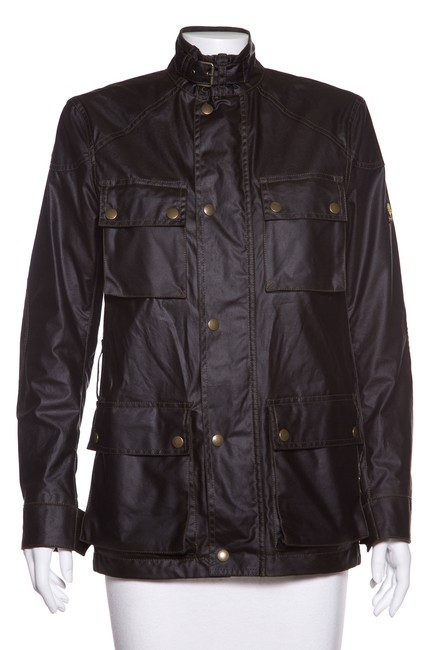 Preload https://item4.tradesy.com/images/belstaff-black-and-green-waxed-cotton-spring-jacket-size-6-s-24009263-0-0.jpg?width=400&height=650