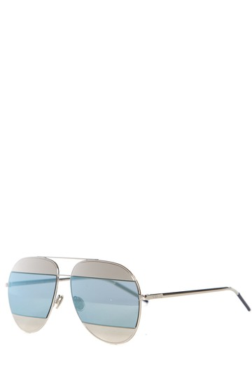 Preload https://img-static.tradesy.com/item/24009294/dior-silver-christian-split-1-mirrored-lens-sunglasses-0-0-540-540.jpg