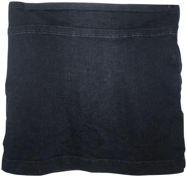 J Brand Mini Skirt Denim