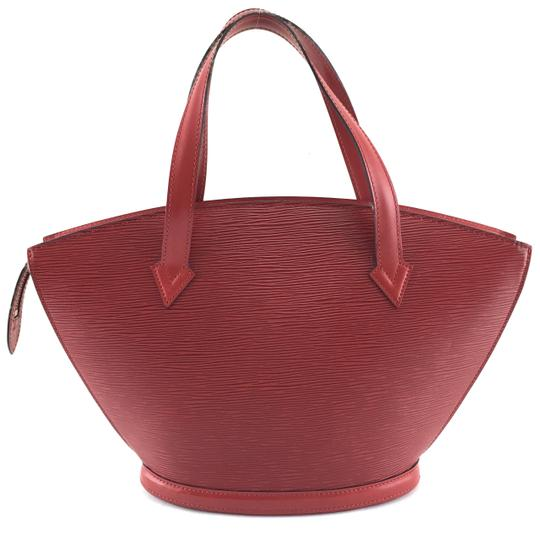 Preload https://img-static.tradesy.com/item/24009371/louis-vuitton-saint-jacques-22087-pm-short-strap-hand-satchel-red-epi-leather-tote-0-1-540-540.jpg