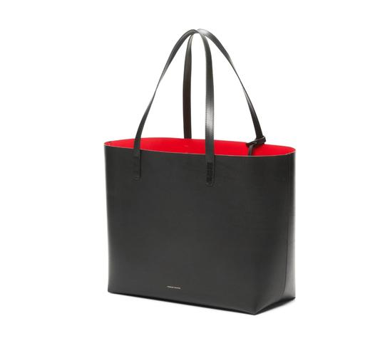 Preload https://item3.tradesy.com/images/mansur-gavriel-large-blackred-italian-vegetable-tanned-leather-tote-24009387-0-0.jpg?width=440&height=440