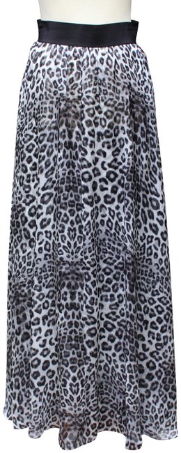 Preload https://item1.tradesy.com/images/black-and-gray-animal-print-maxi-skirt-size-12-l-32-33-24009395-0-1.jpg?width=400&height=650