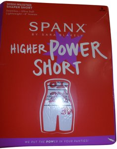Spanx New Spanx Higher Power Short High Waisted Shaper short Small Soft nude