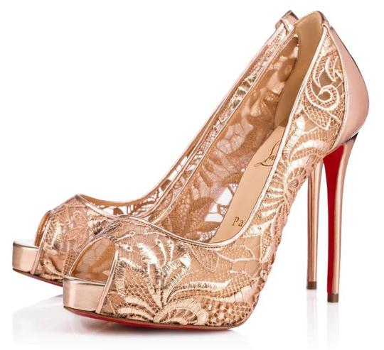 Preload https://img-static.tradesy.com/item/24009424/christian-louboutin-bronze-nude-gold-cipria-120mm-very-lace-rete-lame-mesh-a996-pumps-size-eu-375-ap-0-0-540-540.jpg