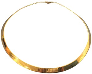 Unknown Italian Gold Necklace
