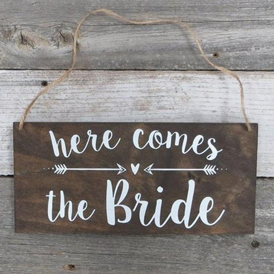 Preload https://item3.tradesy.com/images/brown-wood-rustic-hand-painted-sign-here-comes-the-bride-ceremony-decoration-24009477-0-0.jpg?width=440&height=440