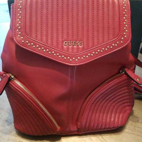 Preload https://item4.tradesy.com/images/guess-harper-style-15gup-084-red-faux-leather-backpack-24009478-0-0.jpg?width=440&height=440