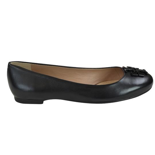Tory Burch Ballet Slip On 8.5 Black Flats