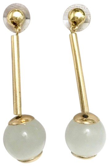 Preload https://item1.tradesy.com/images/lele-sadoughi-stone-drop-gold-evening-earrings-24009505-0-1.jpg?width=440&height=440