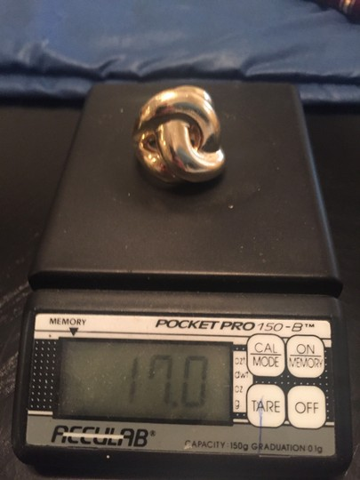 Unknown Love Knot Ring