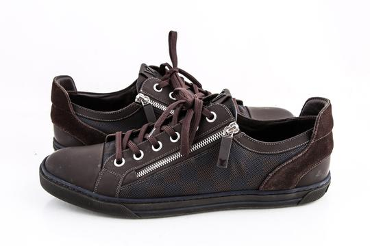Preload https://item5.tradesy.com/images/louis-vuitton-brown-damier-adventure-zip-up-sneakers-shoes-24009539-0-0.jpg?width=440&height=440