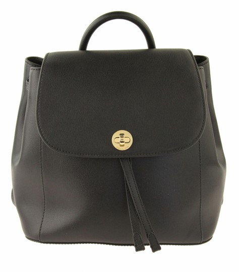 Preload https://img-static.tradesy.com/item/24009556/michael-kors-rivington-medium-black-leather-backpack-0-2-540-540.jpg