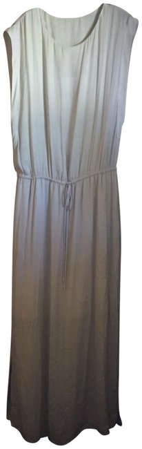 Preload https://item1.tradesy.com/images/vince-soft-gray-long-casual-maxi-dress-size-6-s-24009560-0-1.jpg?width=400&height=650