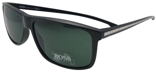 Preload https://item1.tradesy.com/images/hugo-boss-new-0875s-ypp85-black-and-silver-frame-w-green-grey-lenses-0875s-w-sunglasses-24009585-0-1.jpg?width=440&height=440