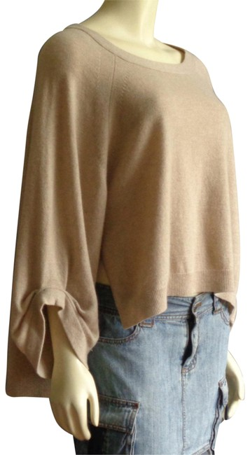 Preload https://img-static.tradesy.com/item/24009646/inhabit-beige-tanbeige-cashmere-slouchy-high-medium-sweaterpullover-size-8-m-0-3-650-650.jpg