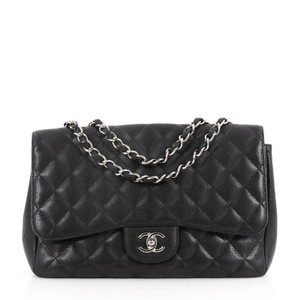 Chanel Micro-mini Leather Cross Body Bag