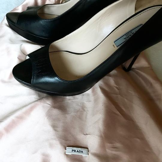 Prada black Pumps