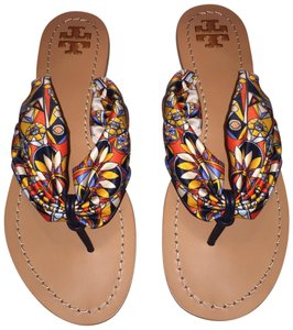 89ac67c3abdafb Tory Burch Flat Sandals - Up to 70% off at Tradesy (Page 17)